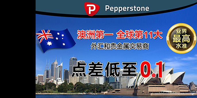 Pepperstone激石