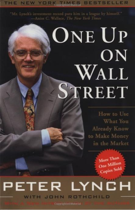 one-up-on-wall-street-how-to-use-what-you-already-know-to-make-money-in-the-market