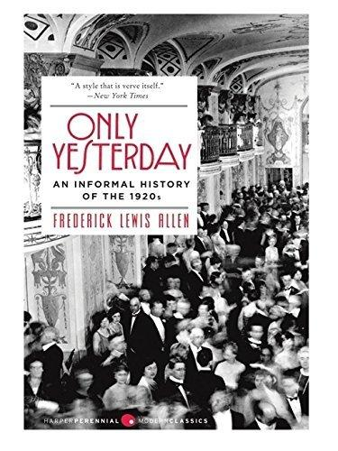 only-yesterday-an-informal-history-of-the-1920s