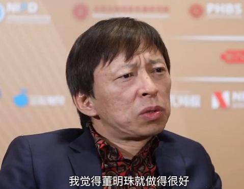 张朝阳点赞董明珠:她做得很好,公司不能交给别人打理